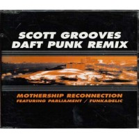 Scott Grooves Daft Punk Remix - Mothership Connection Cd