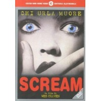 Scream - Wes Craven 1 Stampa Fuori Catalogo Dvd