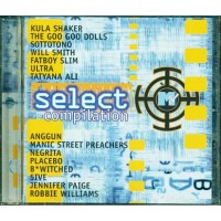 Select Mtv Compilation - Kula Shaker/Fatboy Slim/Placebo/Negrita Cd