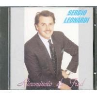 Sergio Leonardi - Ricomincio Da Fred Bongusto Cd