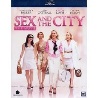 Sex & The City The Movie - Kim Cattrall/Sarah J Parker Blu Ray