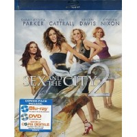 Sex & The City 2 - Kim Cattrall/Sarah J Parker Blu Ray