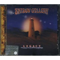 Shadow Gallery - Legacy Cd