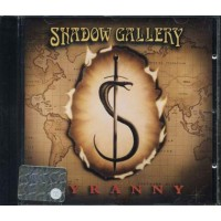 Shadow Gallery - Tyranny Cd