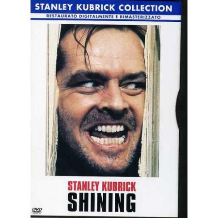 Shining - Stanley Kubrick/Jack Nicholson Snapper Dvd