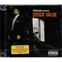Timbaland - Shock Value (Nelly Furtado/Justin Timberlake) Cd