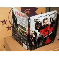 Shoot 'Em Up - Clive Owen/Paul Giamatti Steelbook Blu Ray