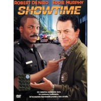 Showtime - Robert De Niro/Eddie Murphy Dvd Snapper