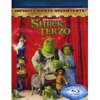 Shrek Terzo Blu Ray