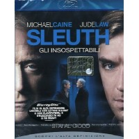 Sleuth Gli Insospettabili - Michael Caine/Jude Law Blu Ray