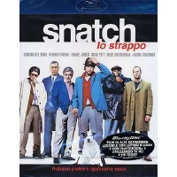 Snatch Lo Strappo - Guy Ritchie/Brad Pitt Blu Ray