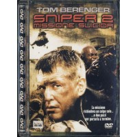 Sniper 2 Missione Suicida Tom Berenger Dvd Super Jewel Box Rarissimo