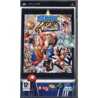 Snk Arcade Classics V 1 Psp