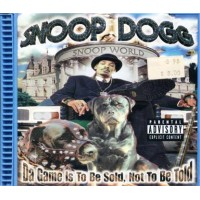 Snoop Dogg - Da Game Is To Be Sold, Not To Be Told Digipack Cd