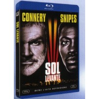 Sol Levante - Sean Connery/Wesley Snipes Blu Ray