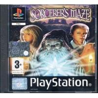 Sorcerer'S Maze Ps1