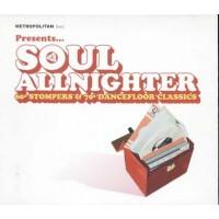 Soul Allnighter - 60S Stompers & 70S Dancefloor Classics 2x Cd