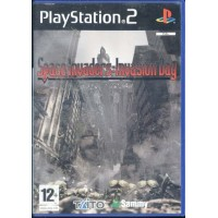 Space Invaders: Invasion Day Uk Ps2