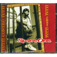 Space One - Tutti Contro Tutti Best Sound 1997 Cd