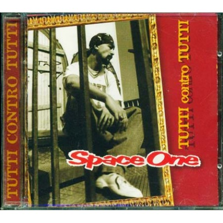 Space One - Tutti Contro Tutti Best Sound 1997 Cd