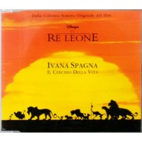 Spagna - Il Cerchio Della Vita (Circle Of Life Re Leone) Cd