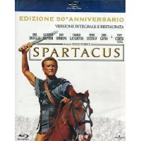 Spartacus - Stanley Kubrick/Kirk Douglas Blu Ray