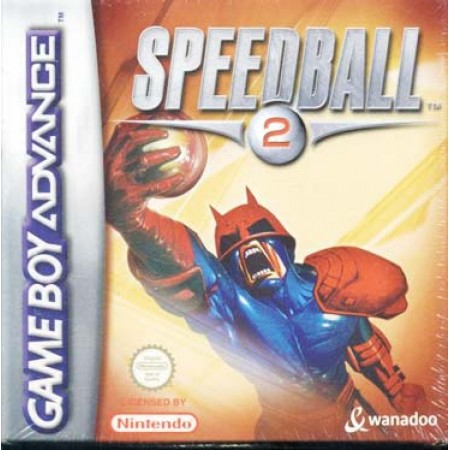 Speedball 2 Game Boy Advance