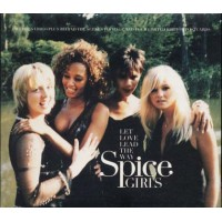 Spice Girls - Let Love Lead The Way Digipack Cd