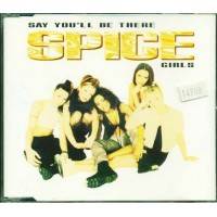 Spice Girls - Say You'Ll Be There Cd