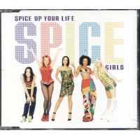 Spice Girls - Spice Up Your Life Cd