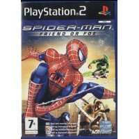 Spider-Man Friend Or Foe English In Uk Ps2