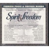 Spirit & Freedom - Blind Boys Of Alabama/Poggi Cd