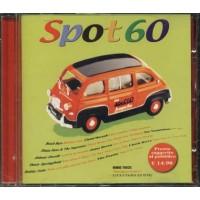 Spot 60 - Beach Boys/Buddy Holly/Morandi/Rita Pavone/Bobby Solo Cd