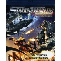 Starship Troopers L' Invasione Blu Ray