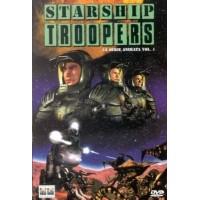 Starship Troopers Super Jewel Box Dvd