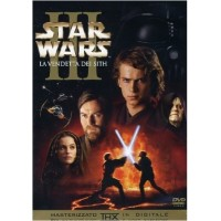 Star Wars La Vendetta Dei Sith - Ewan Mcgregor/Natalie Portman Dvd