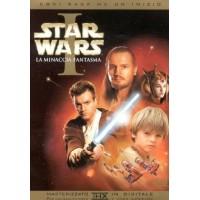 Star Wars La Minaccia Fantasma - Liam Neeson/Natalie Portman Doppio Dvd