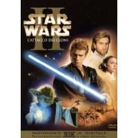 Star Wars L' Attacco Dei Cloni - Ewan Mcgregor/Natalie Portman 2x Dvd