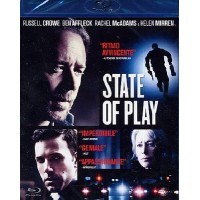 State Of Play - Russell Crowe/Ben Affleck Blu Ray