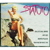 Statuto/Rino Gaetano - Saluti Dal Mare/Berta Filava Cd