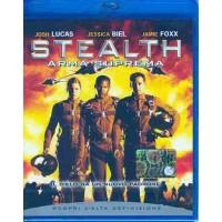 Stealth Arma Suprema - Jessica Biel/Jamie Foxx Blu Ray