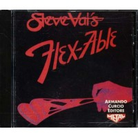 Steve Vai - Flexable Italy Promo Cd