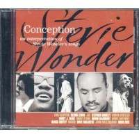 Conception Stevie Wonder Tribute Clapton/Angie Stone Cd
