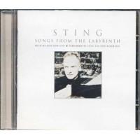 Sting/Karamazov - Songs From The Labyrinth Ed Cd
