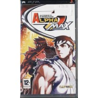 Street Fighter Alpha3 Max In 1 Psp