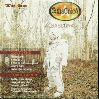 Subsonica - Albascura Tribe Promo Cardsleeve Cd