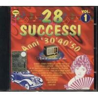 Non Ti Scordar Di Me Vol. 1/2/3 Successi Anni 30 40 50 3X Cd