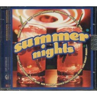 Summer Nights - Blur/Coldplay/Ben Harper/Depeche Mode/Tiziano Ferro Cd
