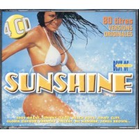 Best Of Sunshine - Marley/Beach Boys/Tosh/Tavares 4X Cd
