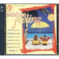 Sunshine Feeling - Fun Factory/Jimmy Cliff/Mcferrin 2x Cd